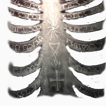Enochian Sigils by toriAlin