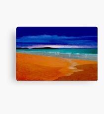Culbin Sands, Uist - Scotland Canvas Print
