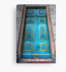 High door Canvas Print