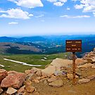 July 4th at Mt Evans by Robert Meyers-Lussier