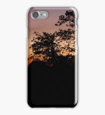 Sunset in Siem Reap iPhone Case/Skin