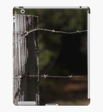 Barbed iPad Case/Skin