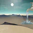 desert rain by Vin  Zzep