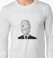Slenderman Poker-Face T-Shirt