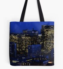 San Fransisco, view from the NIKKO Tote Bag