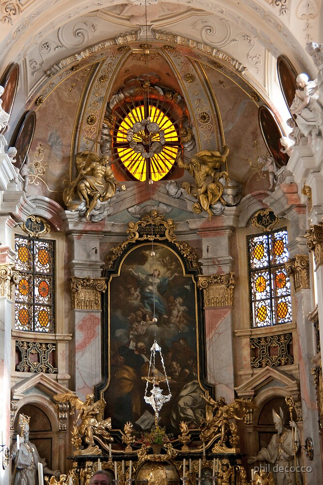 Baroque Beauty by phil decocco