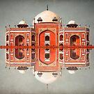 INDIA by fernblacker