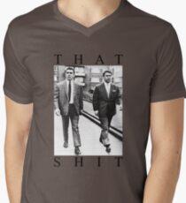 Kray Mens V-Neck T-Shirt