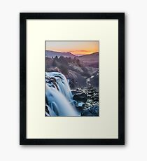 Fintry Loup  Framed Print