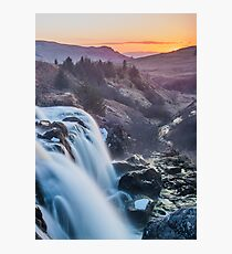 Fintry Loup  Photographic Print