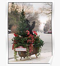 Merry Christmas Bellefonte! Poster