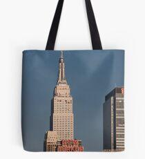 December - Calendar New York Tote Bag