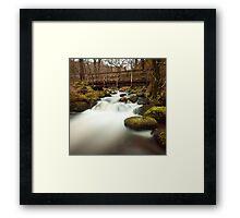 Inversnaid Loch Lomond & the Trossachs Framed Print