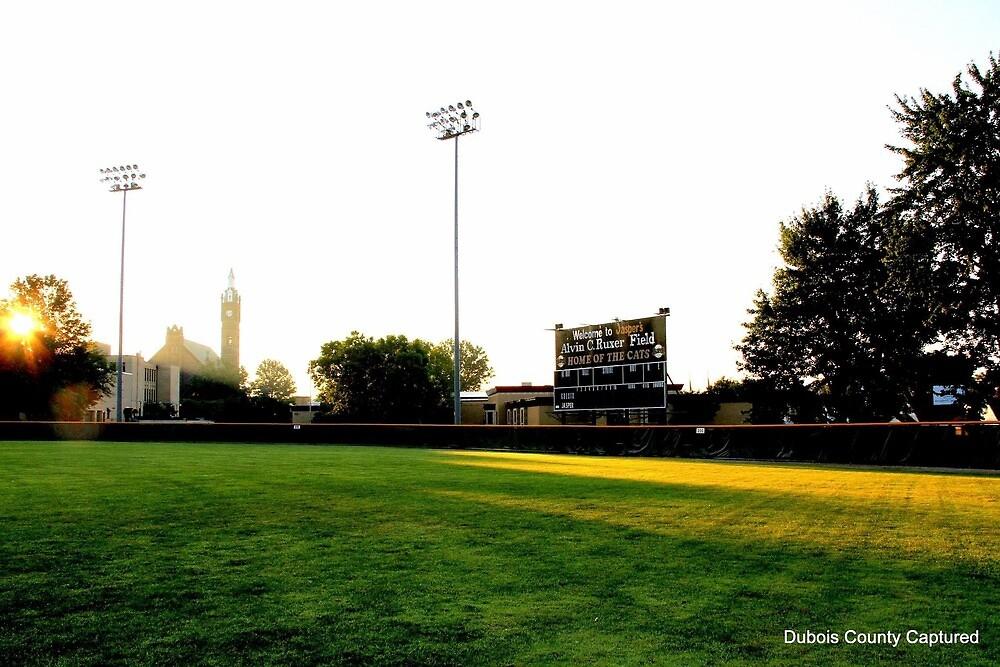 "ruxer baseball field in jasper""dccaptured   redbubble"