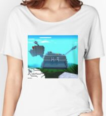Minecraft K-9 Women's Relaxed Fit T-Shirt