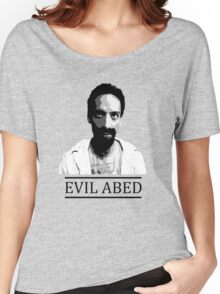 Community - Evil Abed Women's Relaxed Fit T-Shirt
