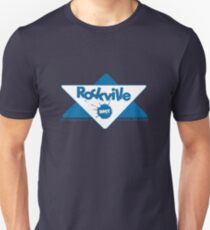RBMX-Design 3-Blue and White T-Shirt