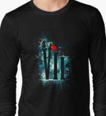 Remembering Aerith (Dark) Long Sleeve T-Shirt