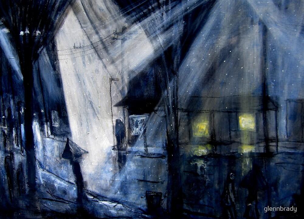 light and rain by glennbrady