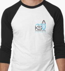 KSV Light T Pocket Logo Men's Baseball ¾ T-Shirt