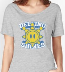 Delfino Shines - Colour Women's Relaxed Fit T-Shirt