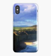Southern Ocean Headlands iPhone Case/Skin