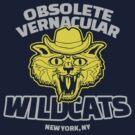 Obsolete Vernacular Wildcats (Royal Tenenbaums) by Tabner