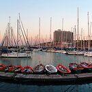 Marina ,Tel Aviv by JudyBJ