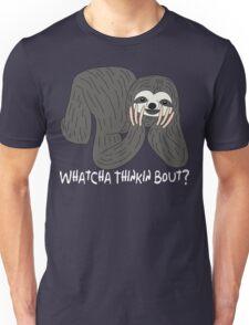 Whatcha Thinkin Bout Sloth v2 T-Shirt
