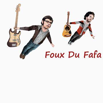 Foux Du Fafa - Flight Of The Conchords by DonBonanza