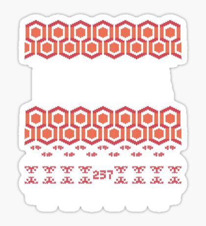 Torrance Winter Sweater - Danny Sticker