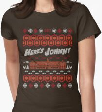 Torrance Winter Sweater - Jack Womens Fitted T-Shirt