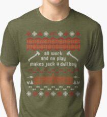 Torrance Winter Sweater - Jack v2 Tri-blend T-Shirt