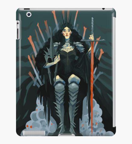 The Witchqueen iPad Case/Skin