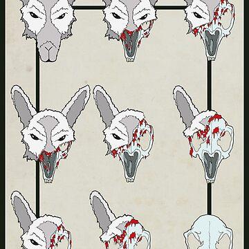 Rabbit Decay by Jonbonalon