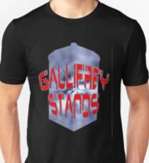 Gallifrey Stands 2 T-Shirt