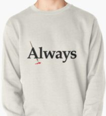 Always Castle Pullover