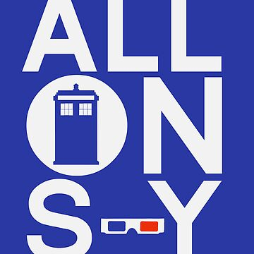 ALLONS-Y by Jsicawhit