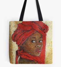 Black Lady No. 12 Tote Bag