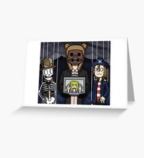 Candle Cove Greeting Card