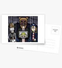 Candle Cove Postcards