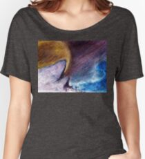 The Surfer's dream. Women's Relaxed Fit T-Shirt