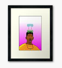 Cool Down - Fresh P Framed Print