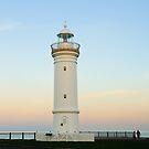 Kiama Lighthouse at Dusk by Dilshara Hill