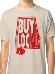 Buy Local Alabama Red Classic T-Shirt