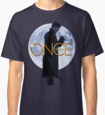 Captain Hook/Killian Jones - Once Upon a Time Classic T-Shirt