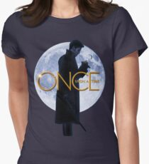 Captain Hook/Killian Jones - Once Upon a Time Women's Fitted T-Shirt