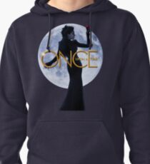 The Evil Queen/Regina Mills - Once Upon a Time Pullover Hoodie