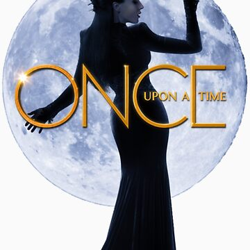 The Evil Queen/Regina Mills - Once Upon a Time by TeganKain