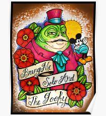 Gangster Jabba Poster